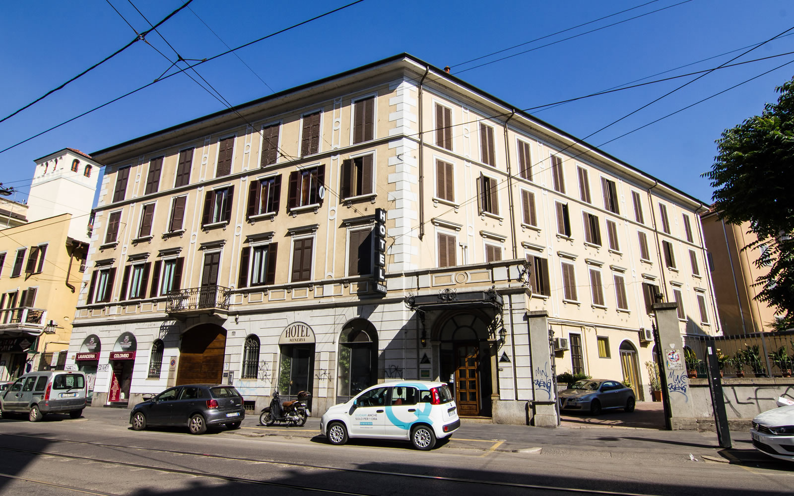 Milan Hotel Minerva Official Site Best Rates Guaranteed